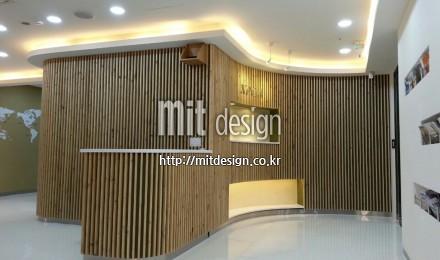 한국프로골프협회 9,10층 리뉴얼 공사