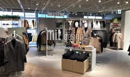 현대백화점 신촌점 유플렉스 6F 편집 매장