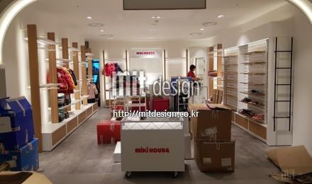 미키하우스 현대백화점 부산점