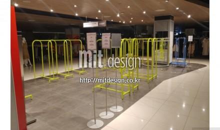 현대백화점 울산점 유플렉스 행사집기